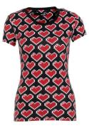 Love Moschino Tshirts print black