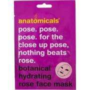 Botanical Rose,  Anatomicals Ansigtsmaske
