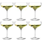 Holmegaard cocktailglas - Cabernet - 6 stk.
