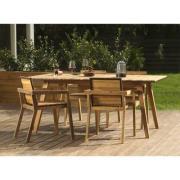 Coop havemøbelsæt - Anja - Natur