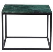 House Doctor Kubi Marmorbordplade - Grøn 60x60