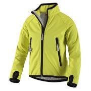 Soft shell jakke fra Reima - Wallpass - Lime