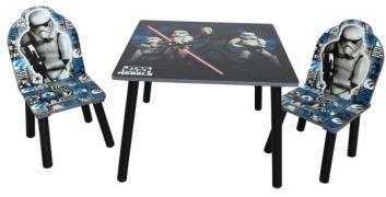Star Wars Rebel bord med stole