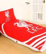 Liverpool 2i1 Sengetøj
