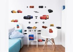 Disney biler / cars Wallstickers