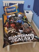 Guardians of the Galaxy Sengetøj 2i1 vendbart