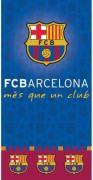 FC Barcelona Badehåndklæde 70 x 140 cm