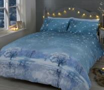 Jule Sengetøj ''Stjerneklar nat''