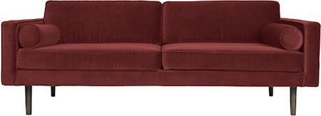 Wind Sofa 3 sæder Wild Ginger