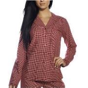 Calvin Klein Pyjamas Shirt Hunter Check * Gratis Fragt * * Kampagne *
