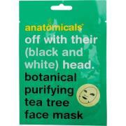 Botanical Tea Tree  Anatomicals Ansigtsmaske
