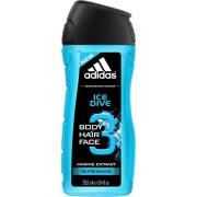 Ice Dive For Him  250ml Adidas Shower Gel
