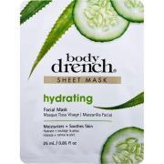 Hydrating Sheet Mask  Body Drench Ansigtsmaske