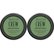 Forming Cream Duo,  85g American Crew Hårpleje