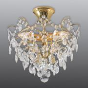 Rosendal loftlampe Ø 36 cm guld