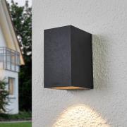 BEGA 33579K3 udevæglampe, grafit, 3.000 K, 1-sidet