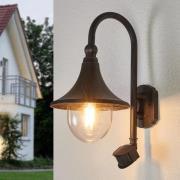 Daphne - udendørs væglampe med bevægelsessensor