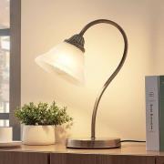 Buet bordlampe Mialina, E27 LED