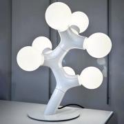 next DNA Table - designer-bordlampe, hvid