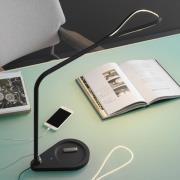 Multifunktionel LED-bordlampe Kinx