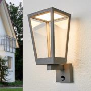 Chaja - bevægelsessensor væglampe lanterneform