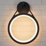 Mirco LED udendørslampe, ringformet, IP65