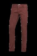 Chinos slhSkinny-Luca B. Chocolate Pants