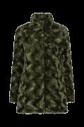 Syntetpels vmCurl High Neck Faux Fur Jacket