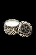 Crisp Champagne - Decorative Tin Candle 25h