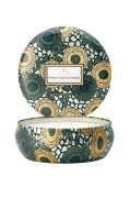 French Cade & Lavender - 3 Wick Candle in Decorative Tin 40h