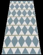 Plasttæppe Zigge 70x150 cm