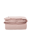 Dynebetræk Washed Cotton Linen Duvet