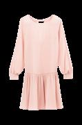 Halvlang, A-formet kjole