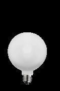 Pære E27 Halolux Globe 125 mm Ekskl. Pære