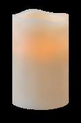 Vokslys LED 7,5x12 cm