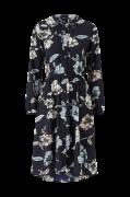 Kjole onlNova Lux Miranda Dress Aop Wvn