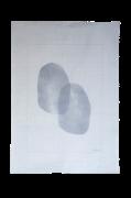 Håndprintet Poster Colour Smudge 50x70