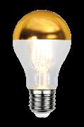 Pære E27 LED Topforspejlet Guld 4 W