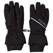 Kuling Elbrus Skii Fingers Gloves Always Black 4-6 år