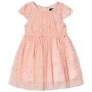 Jocko Party Dress Peach 98 cm (2-3 år)