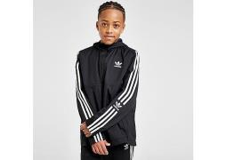adidas Originals Lock Up Jacket Junior - Black  - Kids