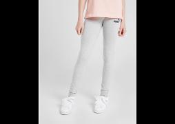 Puma     Girls' Essential Leggings Junior - Grey - Kids