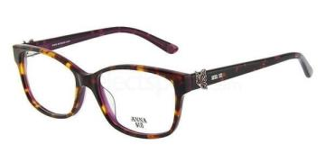 AnnaSui AS662A Asian Fit Briller