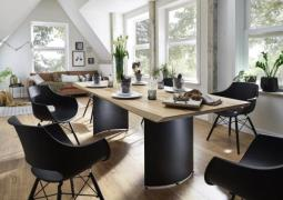 BODAHL Extreme plankebord - olieret egetræ, m. udtræk 260 ...