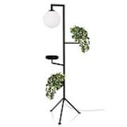 Globen Lighting-Astoria Floor Lamp, Black