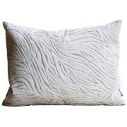 Mimou-Willow Cushion 45x60 cm, White