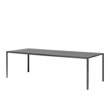 HAY New Order Table - 300x100 cm - Sort