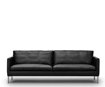 Juul 903 Sofa - Sort Torino Læder - L: 210cm