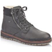Vinterstøvler Rieker  Menka Virage Black Boots