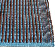 Tapis tæppe 140x200 cm Chestnut/Blue